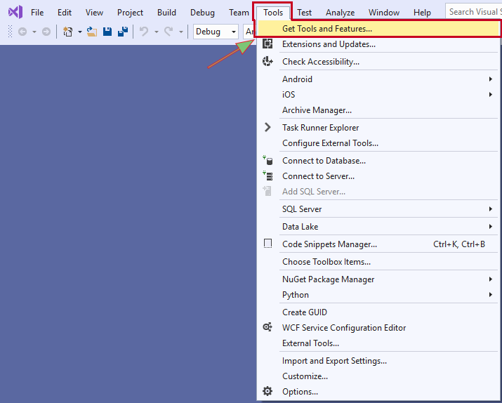 Add Missing Linq To Sql Classes In Vs 2017 And 2019