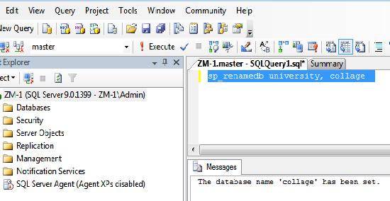 rename-database