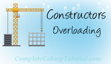Constructors-Overloading