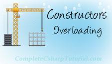 Constructors-Overloading