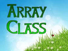 array-class
