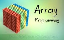 array-programming