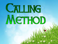 calling-methods