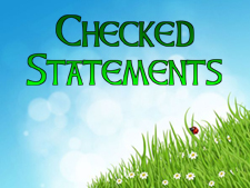 checked-statements
