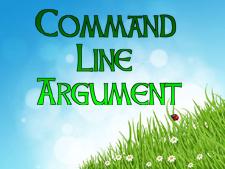 command-line-argument