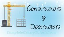 constructors-destructors