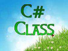 csharp-classes