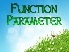 function-parameter