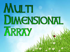 multi-dimensional-array