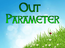 out-parameter