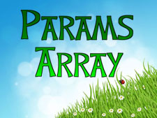 params-array