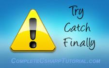 try-catch-finally