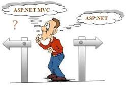 asp.net vs mvc