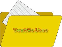 TextWriter