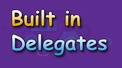 built-in-delegates