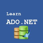 Learn ADO.NET