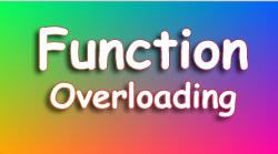 function-overloading