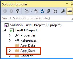App_Start Folder